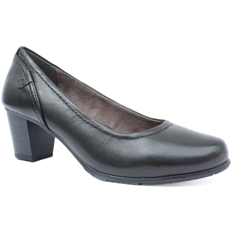 Jana női pumps 22404-21-001 black 04675