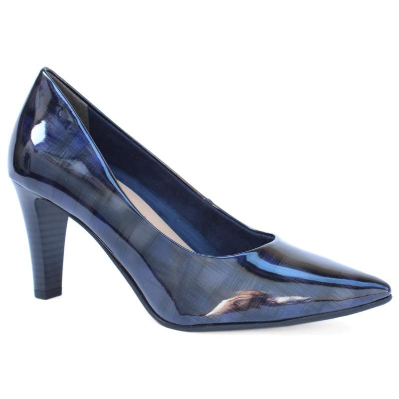 Tamaris női pumps 22409-21-804 night blue 04702