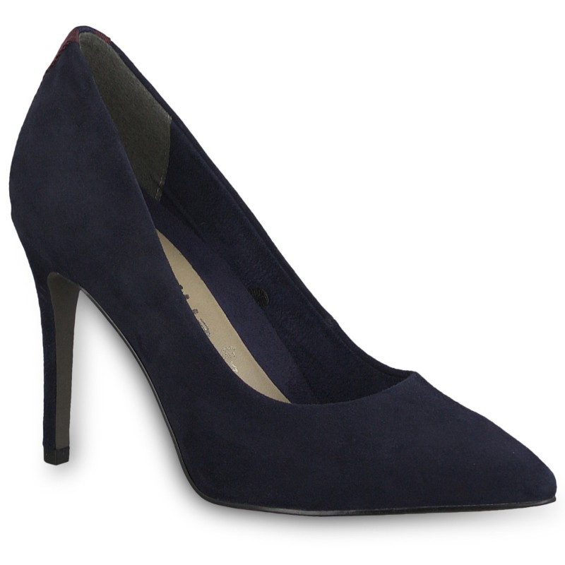 Tamaris női pumps 22445-31-817 Navy 04847