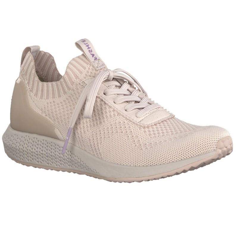 Tamaris Fashletics sneaker női sportos félcipő 23714-22-493 light pink 04873