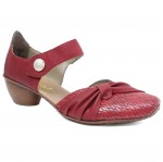 Rieker női oldalt nyitott cipő 43722-35 Muggia 04920 Női Rieker
