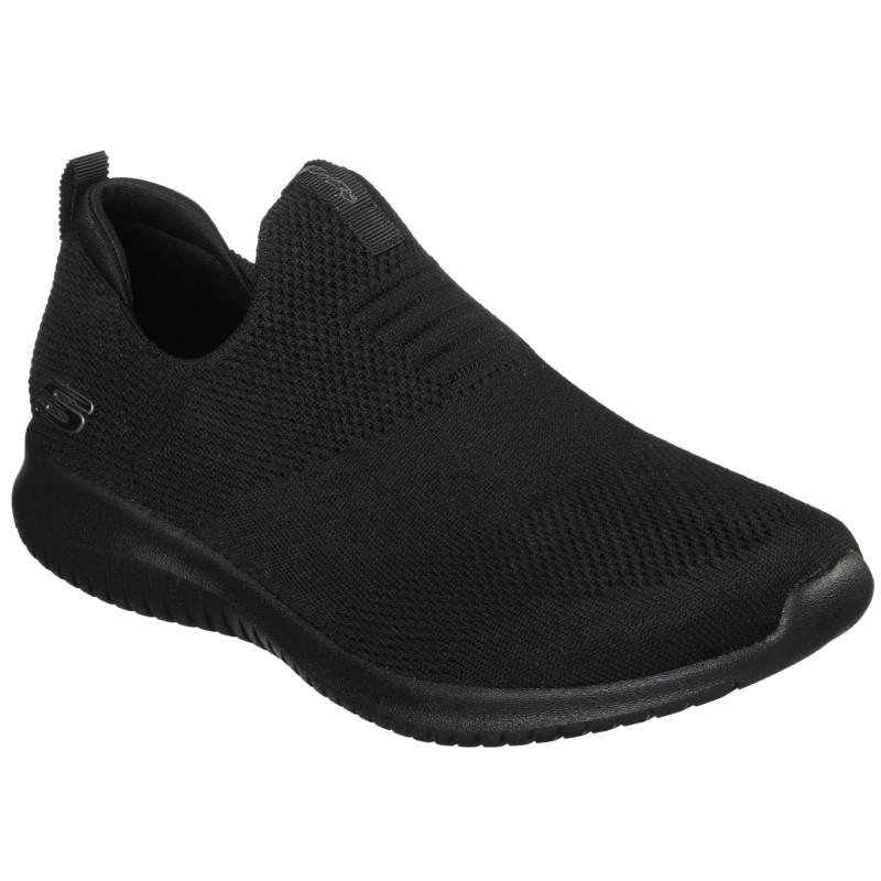 Skechers női bebújós sneaker cipő 12837-BBK Ultra Flex First Take  05103