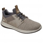 Skechers férfi bebújós sneaker félcipő 65474-TPE Delson Camben 05122 Férfi Skechers