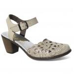 Rieker női szling (hátul nyitott) cipő 40975-80 Newark 04913 Női Rieker