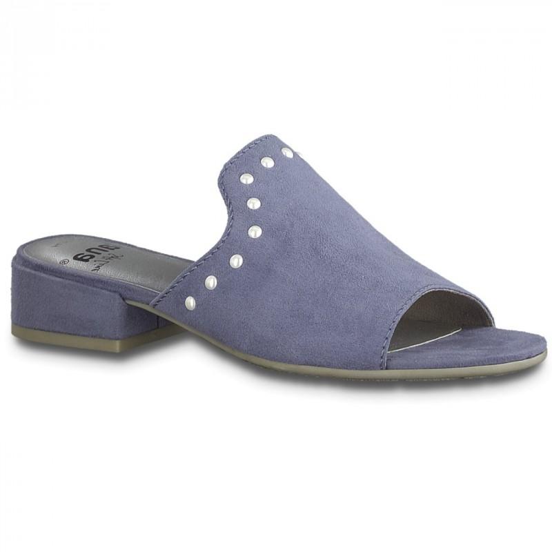 Jana Soft Line női papucs 27262-22-843 kék 04855