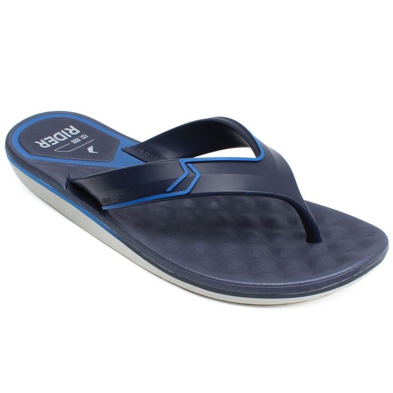 Rider férfi lábujjközös strandpapucs R Line Plus II. 11315-22379 kék, szürke 05046