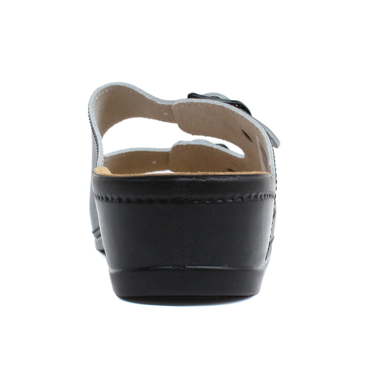 Sprinter Classic komfort női papucs 5163 fekete 02079 Női