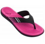 Rider női strandpapucs Rider Aqua Thong 82568-22295 fekete, pink 05058 Női Rider
