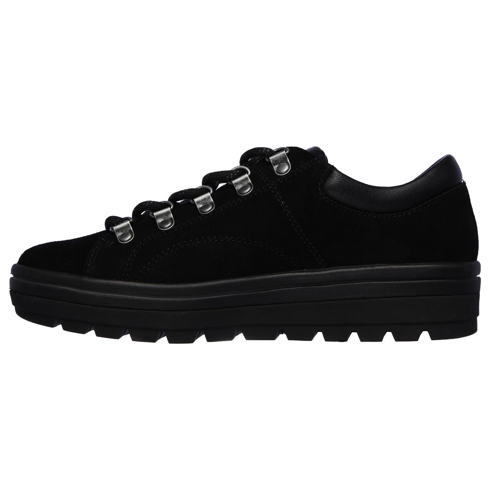 Skechers női fűzős cipő 74107 BBK Street Cleats2 Fashion