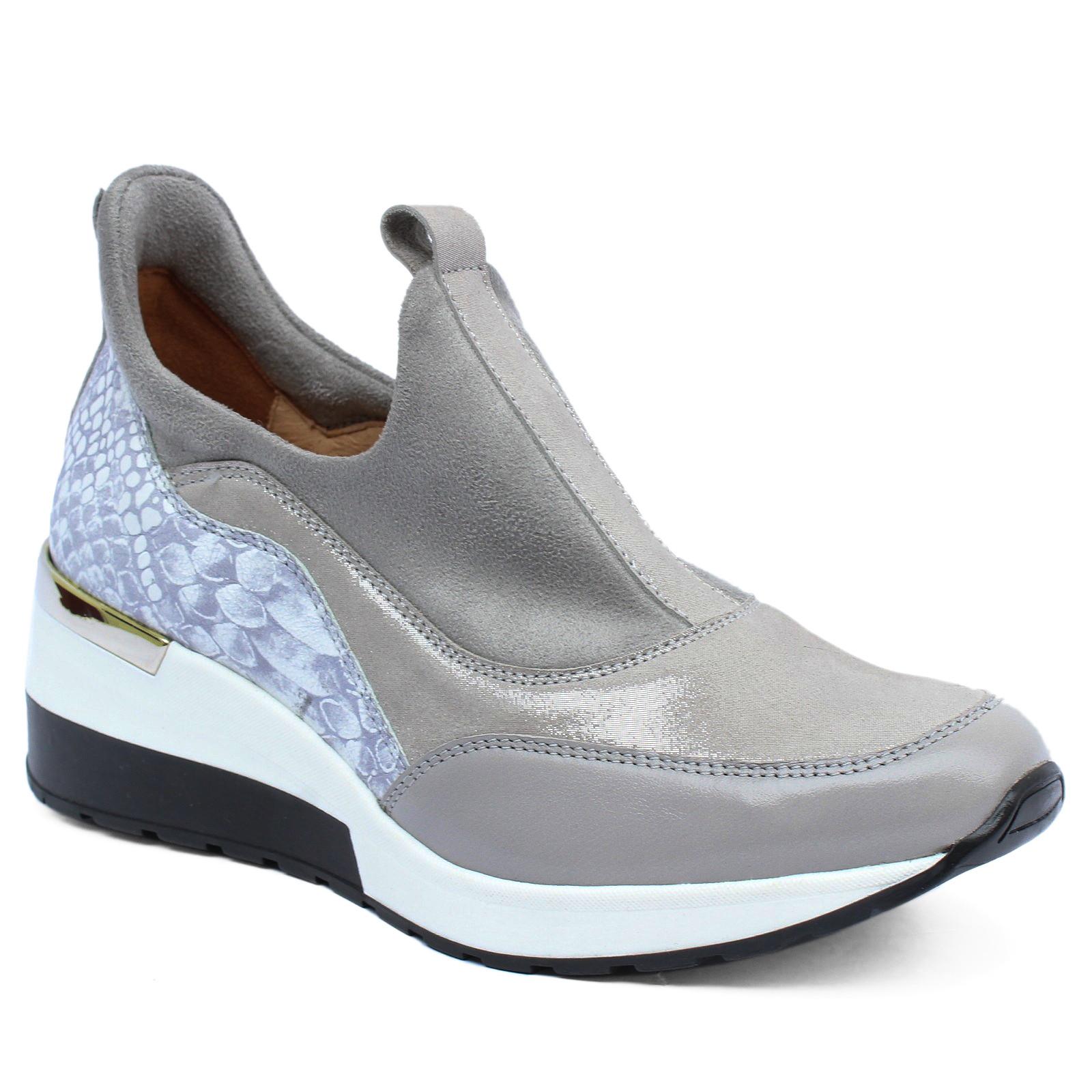 Khaki Modell Női Cipők A Királynője Telitalpú Minőség