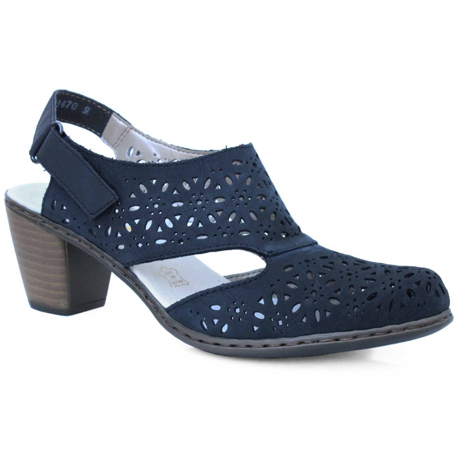 Női sling (hátul nyitott cipő) Női