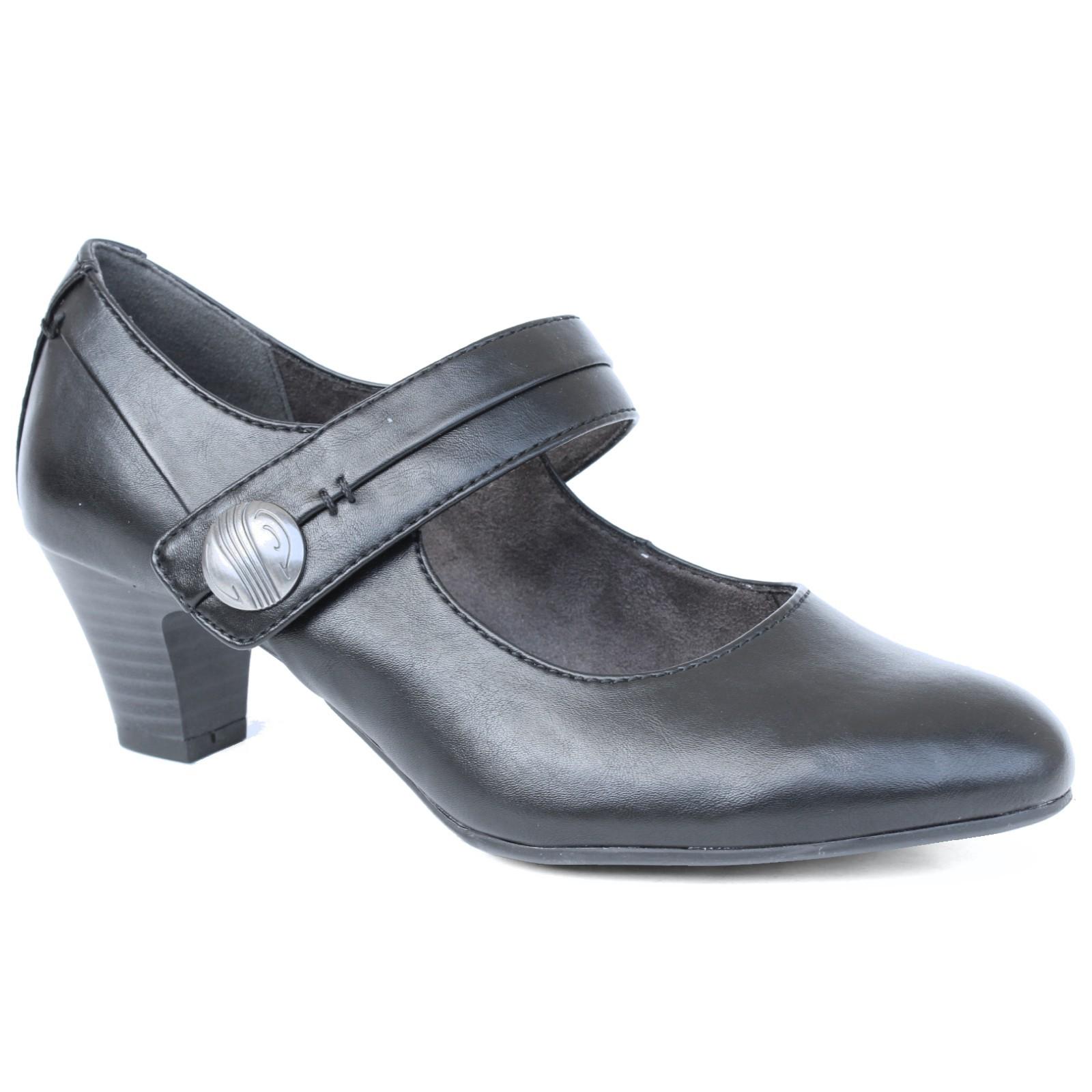 03768 Jana Soft Line női félcipő 24460 27 549 Női pumps