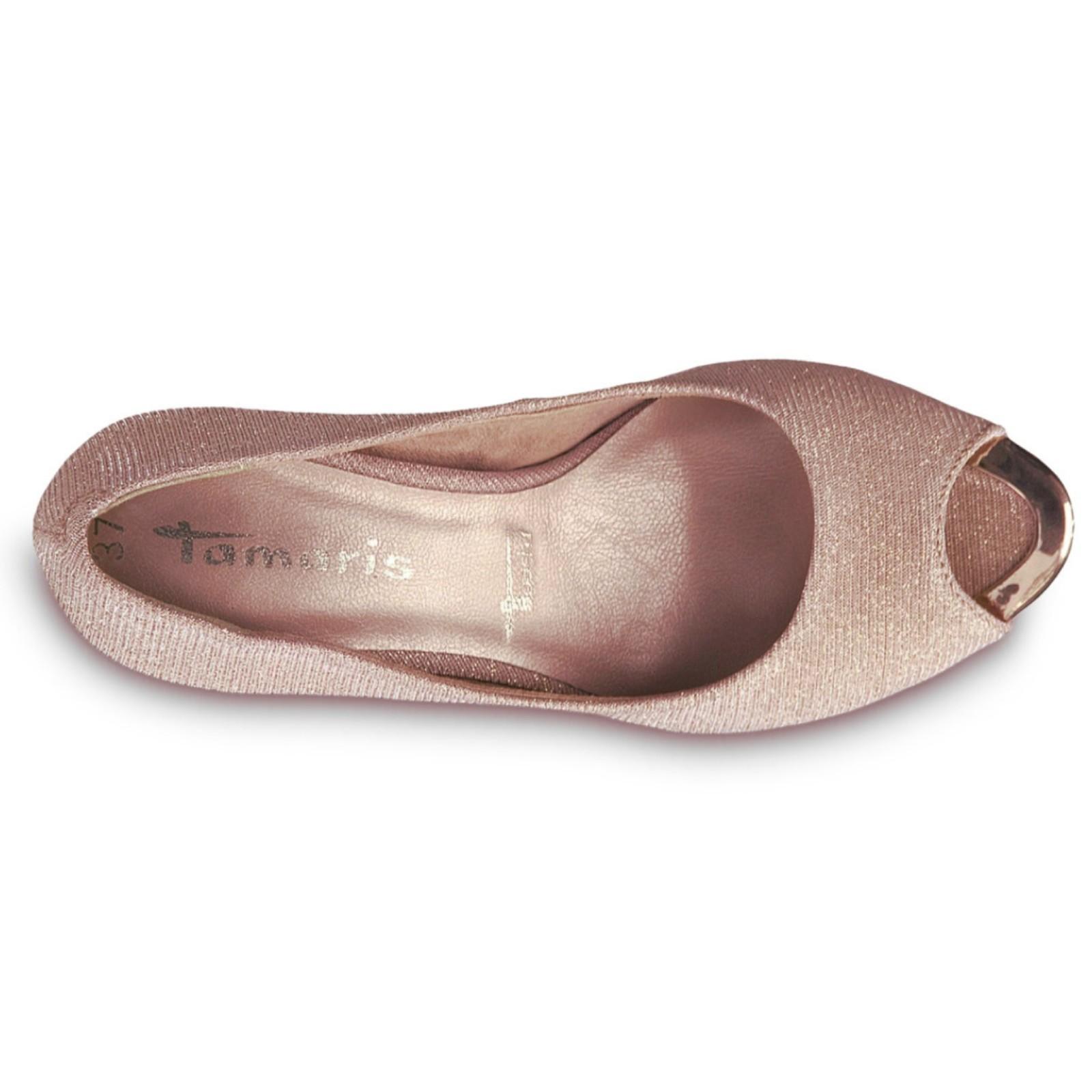 ... 04356 Tamaris női peep toe (nyitott orrú) szandálcipő 29302-20-552 ... 83d7292d22