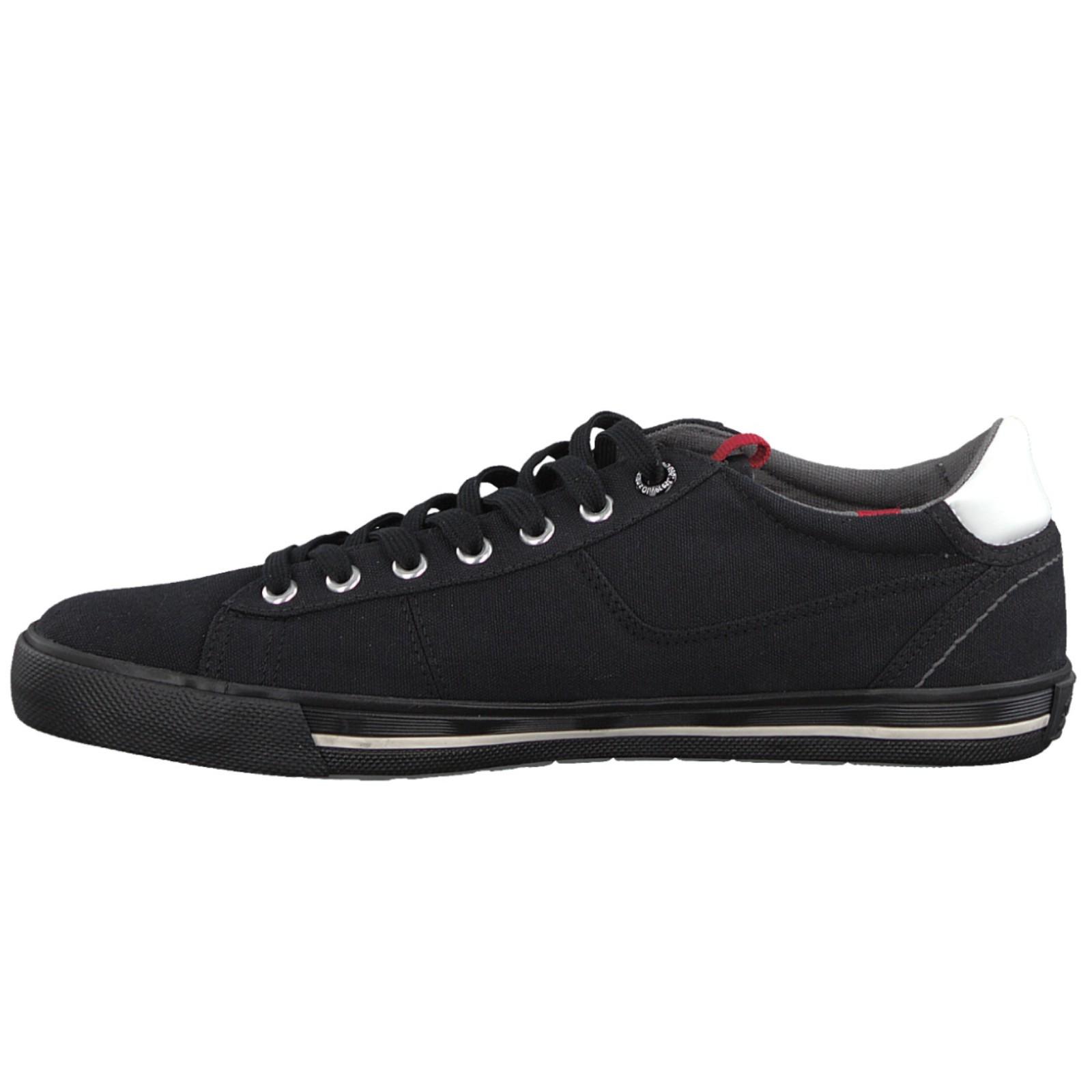 04392 S.Oliver férfi vászoncipő 13600-20-001 - Férfi sneaker ... 7133345195