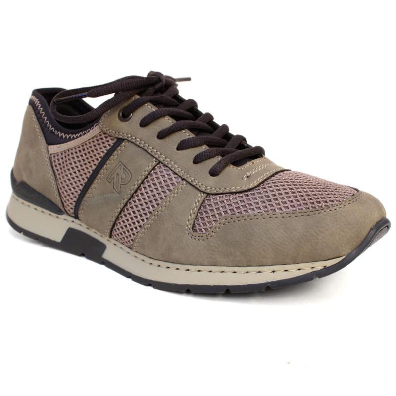 04418 Rieker férfi sneaker (sportos) félcipő 19400-41