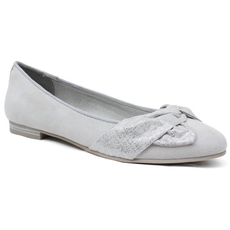 04528 Marco Tozzi női balerina cipő 22101-20-248