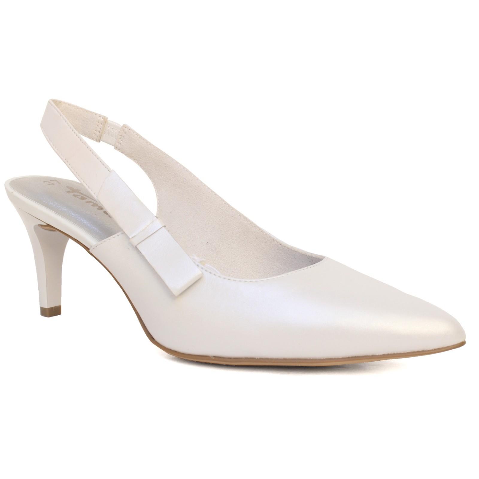 cf10536847 04362 Tamaris női szling 29608-20-100 - Női sling (hátul nyitott cipő)