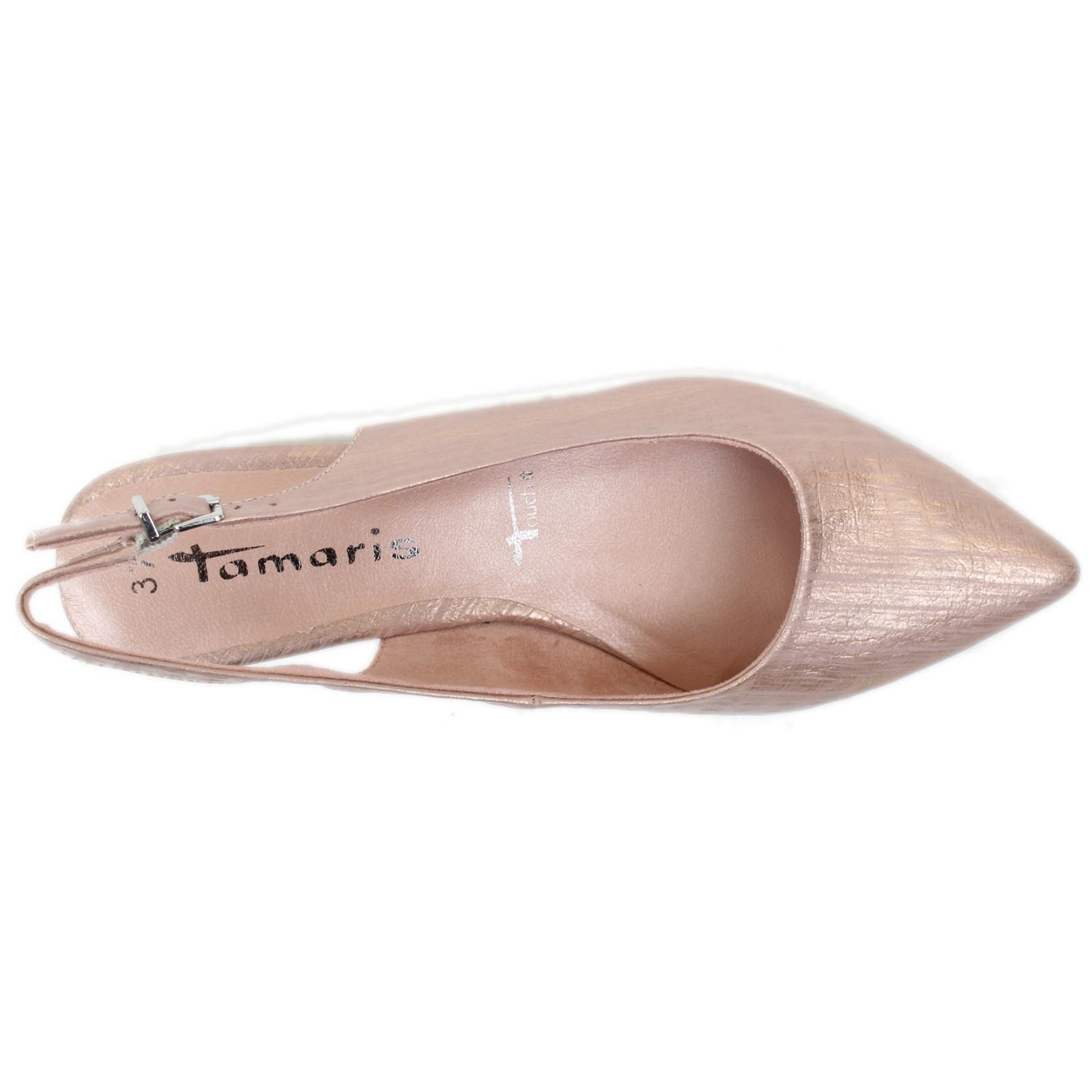72a3de16ab11 04358 Tamaris női szling 29403-20-537 - Női sling (hátul nyitott cipő)
