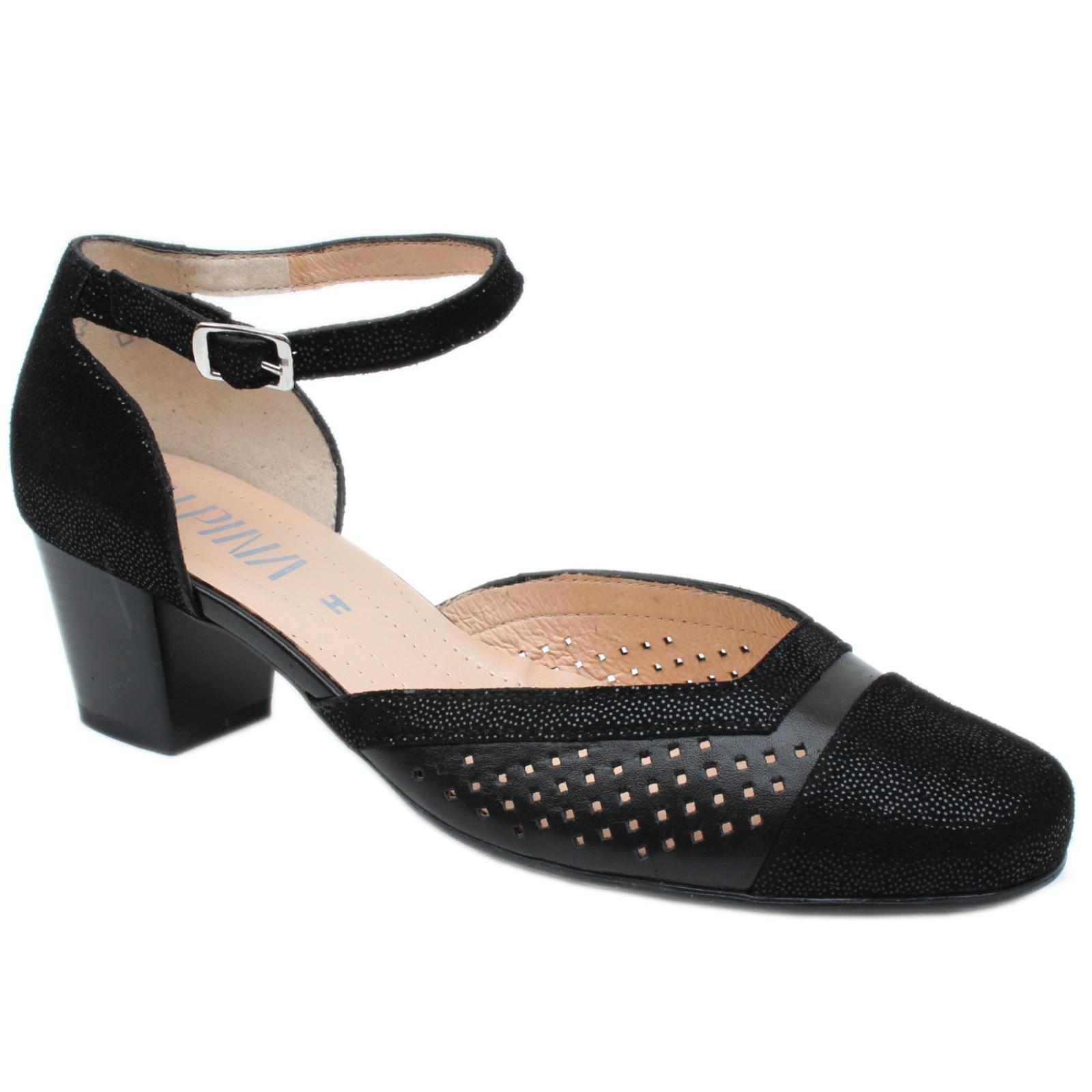 6c26dac9a8 04633 Alpina oldalt nyitott cipő 8731-1 - Női cipő oldalt nyitott