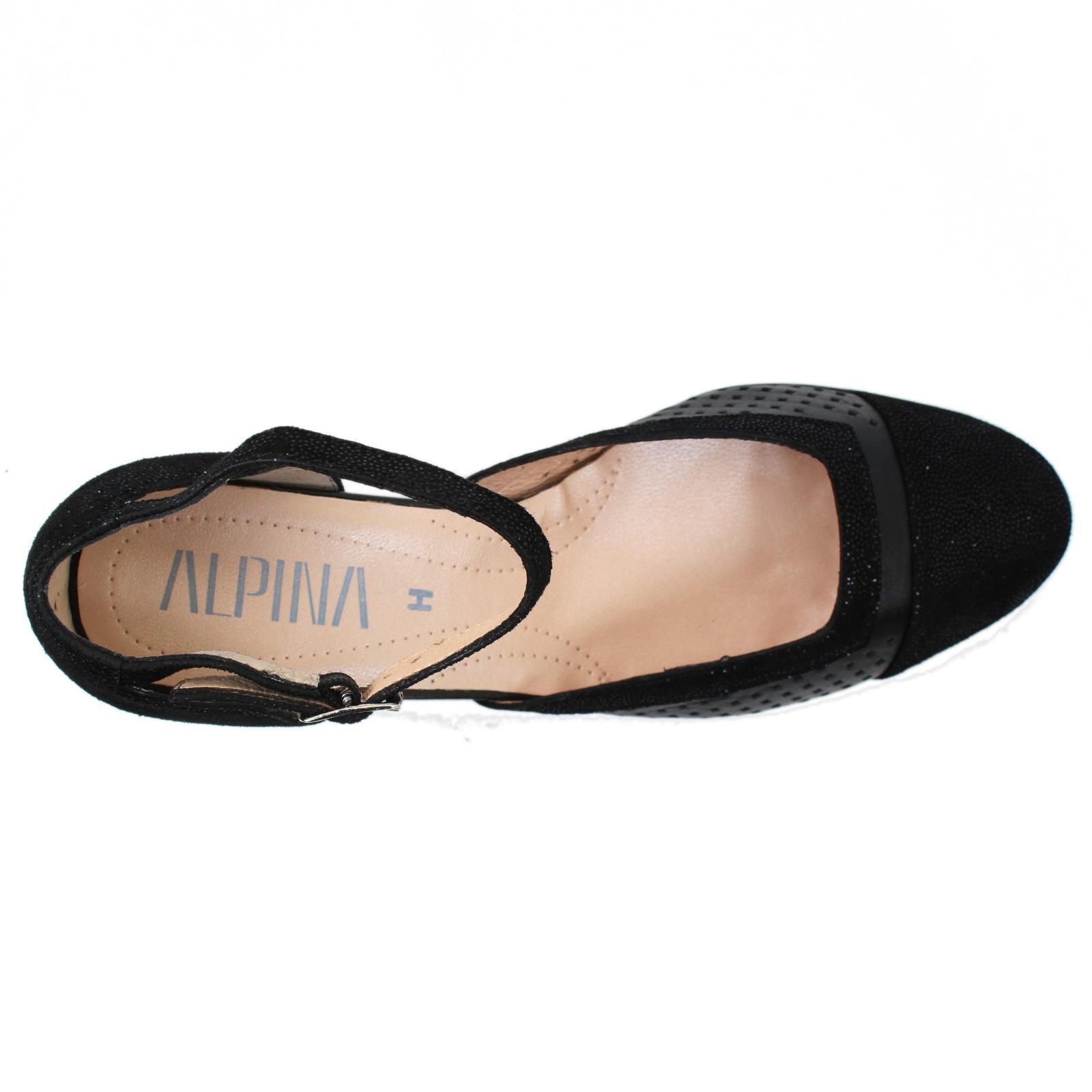 04633 Alpina oldalt nyitott cipő 8731-1 - Női cipő oldalt nyitott ff5e4243fb