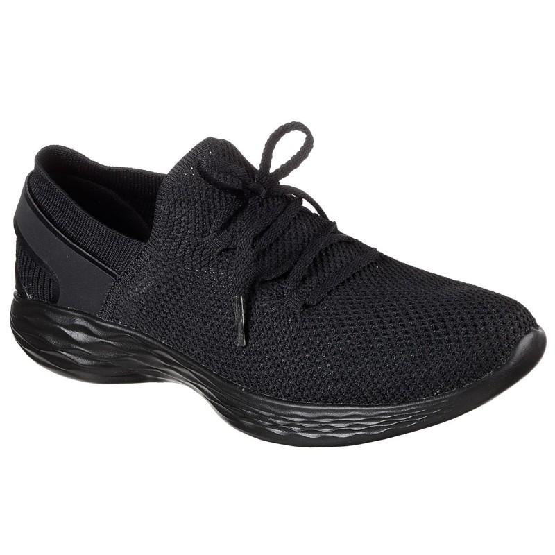 04614 Skechers You Spirit női bebújós cipő 14960_BBK