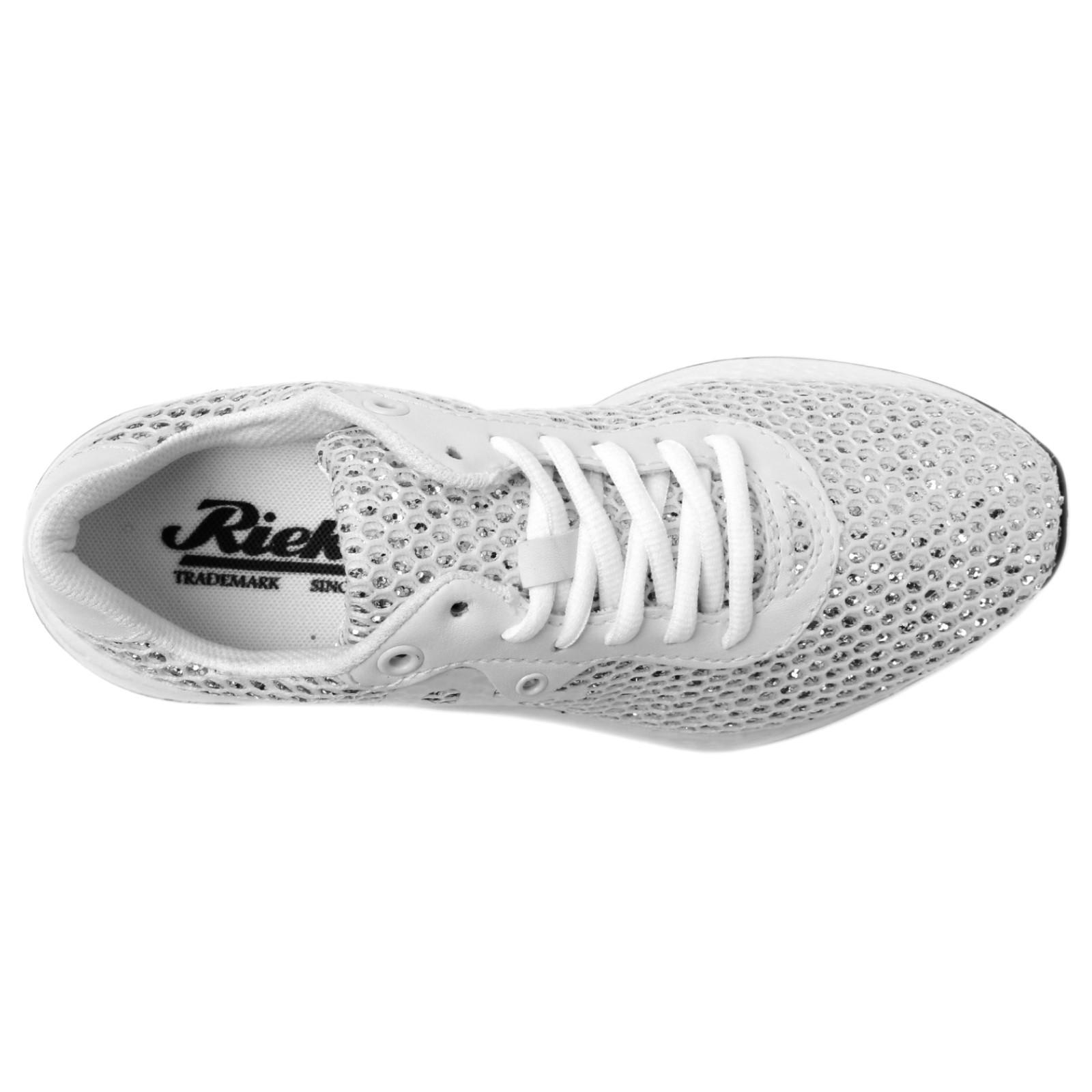 04488 Rieker női sportos félcipő, sneaker N5610 80 Női