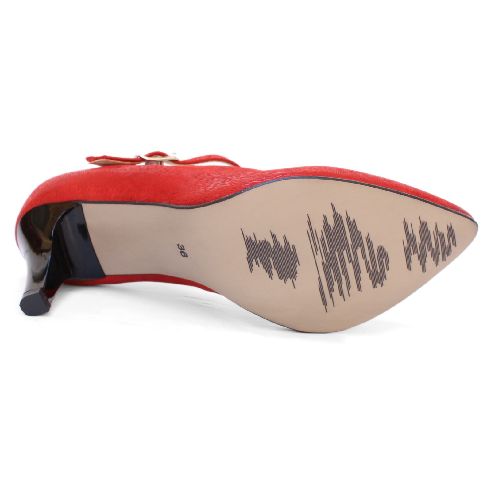 04641 Verdi női pántos pumps 266 Női pumpsbebújós cipő