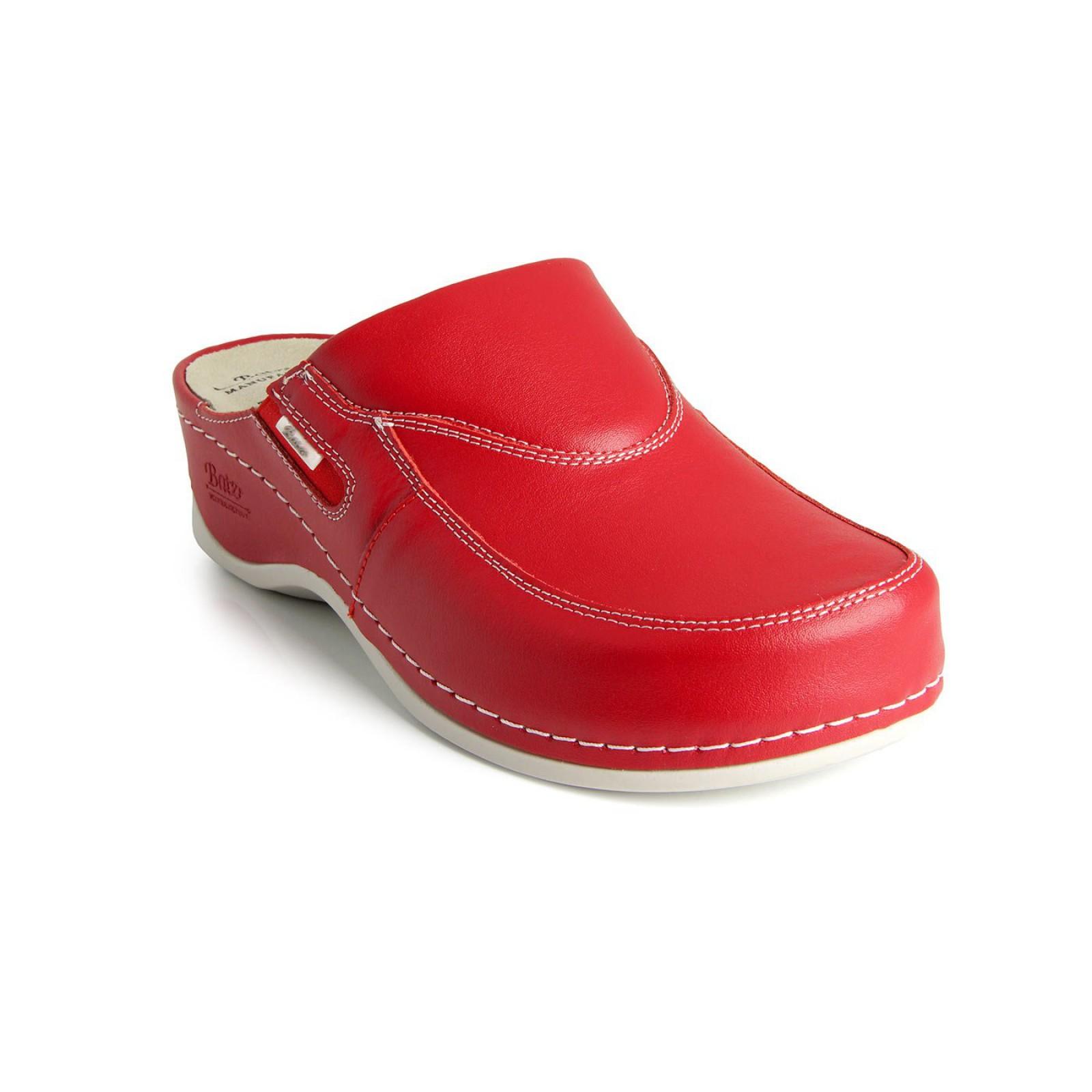 98c3166da4 Batz FC10 piros női klumpa - Női papucs