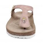 Marco Tozzi női lábujjközös papucs 27400-20-952 rose matallic 04540