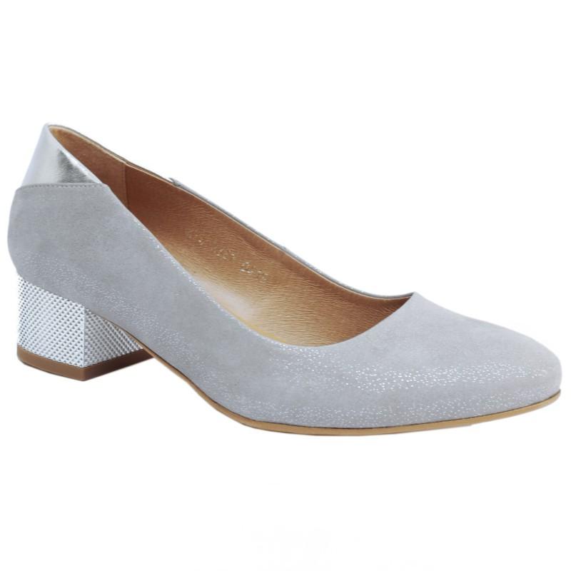 Kati női pumps 2387-I479B050 grey 04669